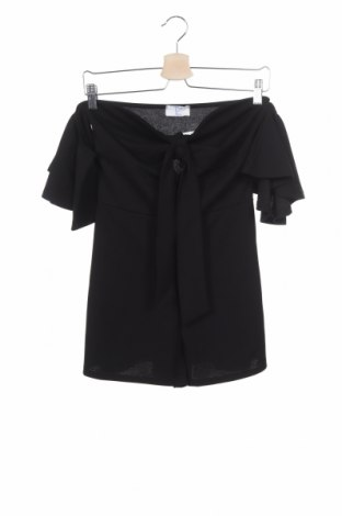 Дамски гащеризон Top Fashion, Размер XS, Цвят Черен, Цена 16,10лв.