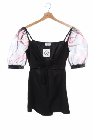 Γυναικεία σαλοπέτα Top Fashion, Μέγεθος XS, Χρώμα Μαύρο, Τιμή 8,66€