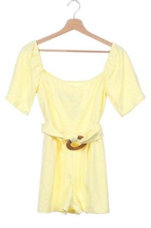 Γυναικεία σαλοπέτα Top Fashion, Μέγεθος XS, Χρώμα Κίτρινο, Τιμή 10,72€