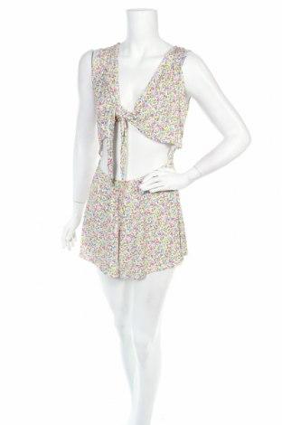 Дамски гащеризон Top Fashion, Размер S, Цвят Многоцветен, Цена 7,20лв.