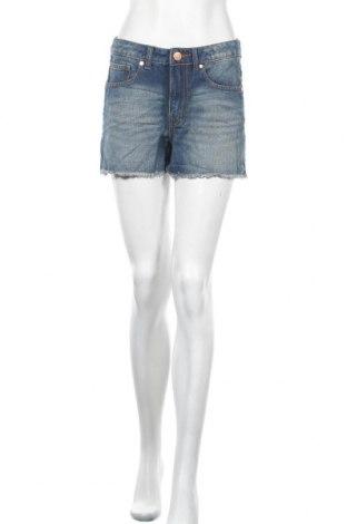 Γυναικείο κοντό παντελόνι, Μέγεθος S, Χρώμα Μπλέ, Τιμή 8,57€