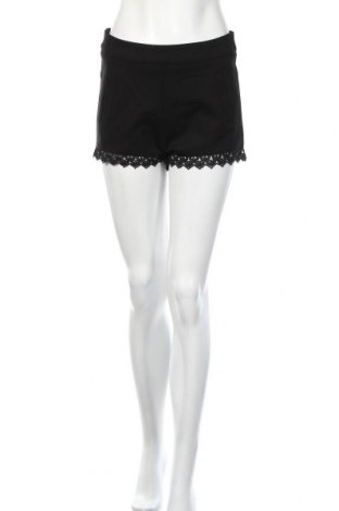 Γυναικείο κοντό παντελόνι Chillin, Μέγεθος M, Χρώμα Μαύρο, Πολυεστέρας, Τιμή 11,36€