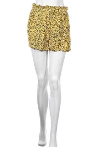 Γυναικείο κοντό παντελόνι Garcia, Μέγεθος XS, Χρώμα Κίτρινο, Βισκόζη, Τιμή 3,64€