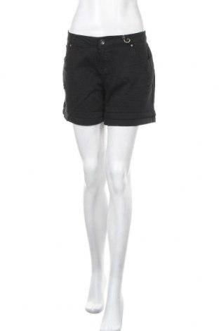 Дамски къс панталон Garcia Jeans, Размер XL, Цвят Черен, 100% памук, Цена 9,45лв.