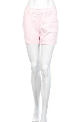 Γυναικείο κοντό παντελόνι H&M, Μέγεθος XS, Χρώμα Ρόζ , 97% βαμβάκι, 3% ελαστάνη, Τιμή 3,86€