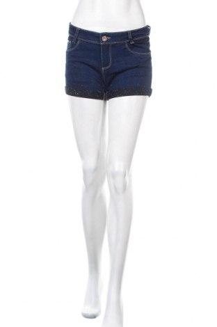 Γυναικείο κοντό παντελόνι House, Μέγεθος S, Χρώμα Μπλέ, 98% βαμβάκι, 2% ελαστάνη, Τιμή 8,23€