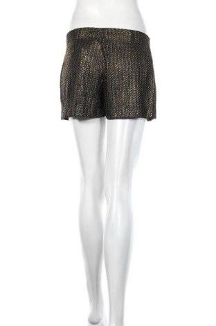 Γυναικείο κοντό παντελόνι Mango, Μέγεθος M, Χρώμα Χρυσαφί, Πολυεστέρας, Τιμή 12,47€