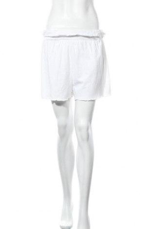 Γυναικείο κοντό παντελόνι Missguided, Μέγεθος S, Χρώμα Λευκό, Τιμή 7,37€