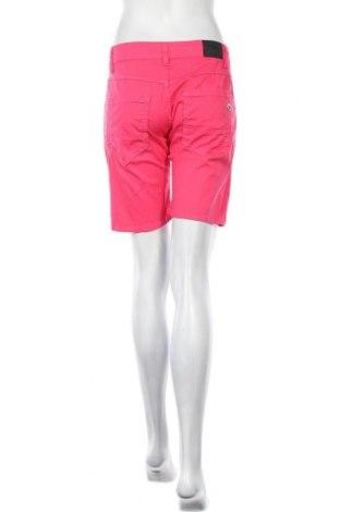 Γυναικείο κοντό παντελόνι Please, Μέγεθος S, Χρώμα Ρόζ , 98% βαμβάκι, 2% ελαστάνη, Τιμή 25,23€