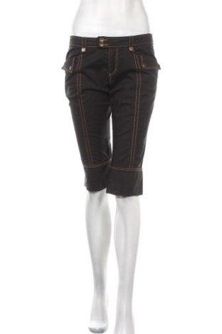 Γυναικείο κοντό παντελόνι S.Oliver, Μέγεθος S, Χρώμα Μπλέ, 98% βαμβάκι, 2% ελαστάνη, Τιμή 9,35€