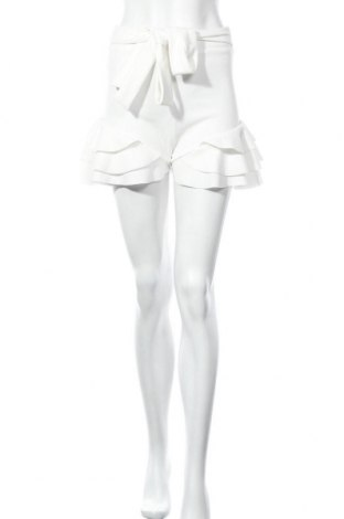 Дамски къс панталон Stylewise, Размер S, Цвят Бял, Цена 19,80лв.