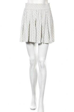 Γυναικείο κοντό παντελόνι Zara, Μέγεθος S, Χρώμα Γκρί, Βισκόζη, Τιμή 8,61€