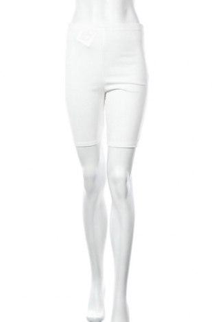 Дамски клин, Размер S, Цвят Бял, 95% полиестер, 5% еластан, Цена 12,80лв.