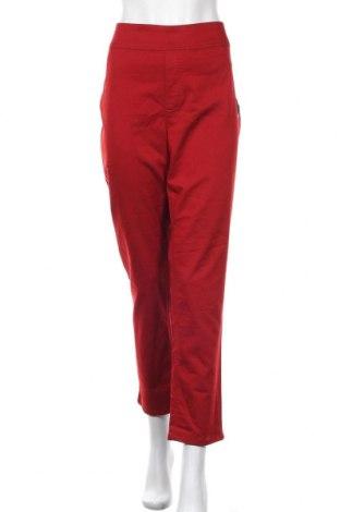 Дамски клин Style & Co, Размер XXL, Цвят Червен, 55% памук, 42% полиестер, 3% еластан, Цена 24,15лв.