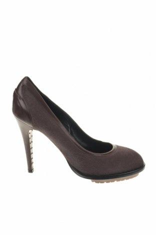 Γυναικεία παπούτσια Ballantyne, Μέγεθος 41, Χρώμα  Μπέζ, Φυσική τρίχα, γνήσιο δέρμα, Τιμή 17,82€