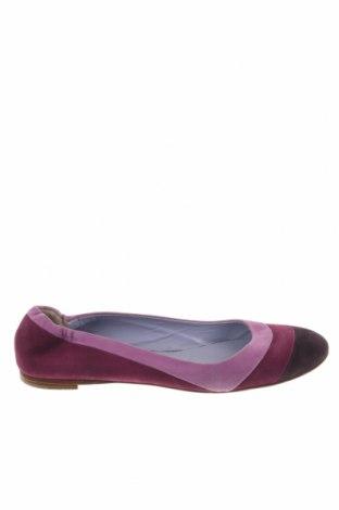 Γυναικεία παπούτσια Ballantyne, Μέγεθος 41, Χρώμα Βιολετί, Φυσικό σουέτ, Τιμή 33,71€