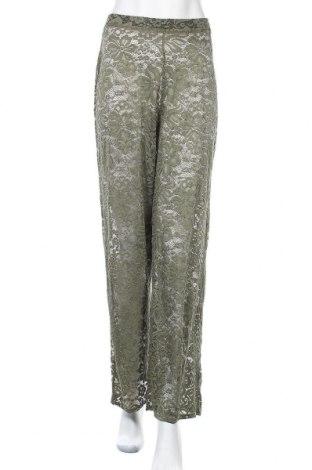 Дамски панталон, Размер S, Цвят Зелен, Цена 20,80лв.