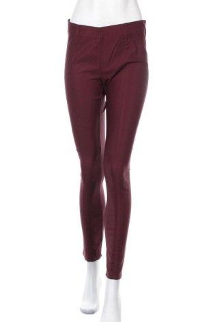 Дамски панталон, Размер M, Цвят Червен, Цена 6,83лв.