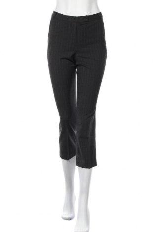 Дамски панталон, Размер S, Цвят Сив, 64% вискоза, 34% полиестер, 2% еластан, Цена 7,64лв.