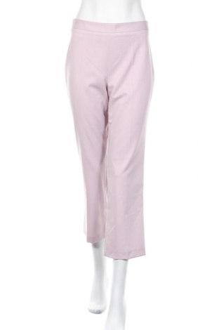 Дамски панталон 2ND Day, Размер M, Цвят Лилав, 76% полиестер, 21% вискоза, 3% еластан, Цена 44,50лв.