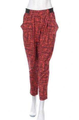 Γυναικείο παντελόνι Ambiance Apparel, Μέγεθος L, Χρώμα Ρόζ , Πολυεστέρας, Τιμή 7,60€