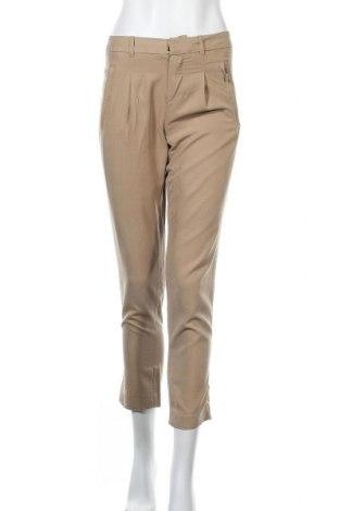 Γυναικείο παντελόνι Club Monaco, Μέγεθος XS, Χρώμα  Μπέζ, 64% μοντάλ, 36% πολυεστέρας, Τιμή 12,28€