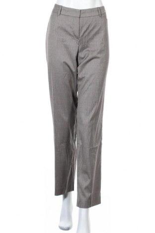 Дамски панталон Comma,, Размер L, Цвят Бежов, 67% полиестер, 31% вискоза, 2% еластан, Цена 6,93лв.