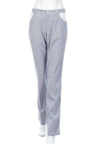 Дамски панталон Gant, Размер XL, Цвят Син, 100% памук, Цена 89,25лв.