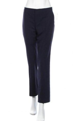 Дамски панталон Gap, Размер L, Цвят Син, 92% полиестер, 8% еластан, Цена 25,99лв.