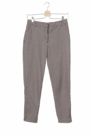 Дамски панталон H&M, Размер XS, Цвят Многоцветен, 88% полиестер, 10% вискоза, 2% еластан, Цена 7,25лв.