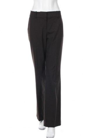 Дамски панталон Halogen, Размер M, Цвят Кафяв, 62% полиестер, 33% вискоза, 5% еластан, Цена 8,66лв.