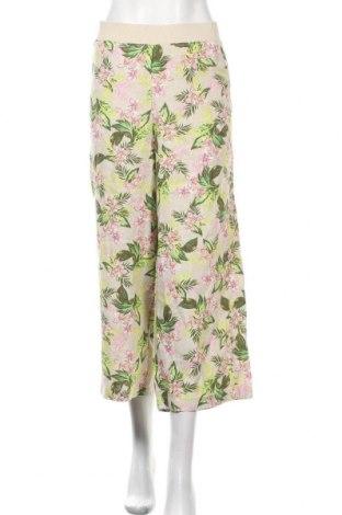 Γυναικείο παντελόνι J.Jill, Μέγεθος XL, Χρώμα Πολύχρωμο, Λινό, Τιμή 25,72€
