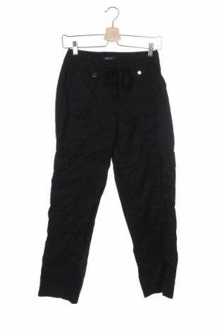 Дамски панталон Jones New York, Размер S, Цвят Черен, Памук, Цена 9,98лв.