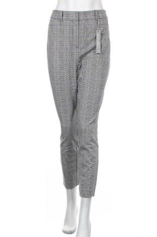 Дамски панталон Loft By Ann Taylor, Размер M, Цвят Бял, 55% памук, 37% вискоза, 8% еластан, Цена 26,78лв.
