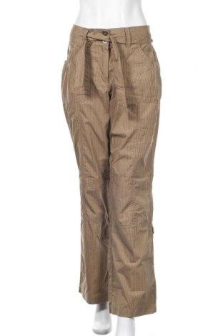 Γυναικείο παντελόνι Miss Etam, Μέγεθος XL, Χρώμα  Μπέζ, Βαμβάκι, Τιμή 4,74€