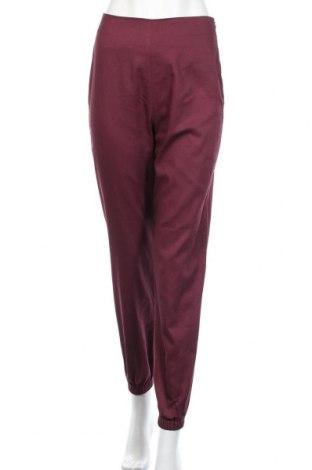Дамски панталон Missguided, Размер S, Цвят Червен, Цена 10,40лв.