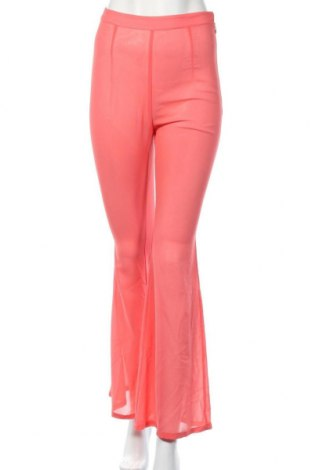 Дамски панталон Missguided, Размер S, Цвят Оранжев, Цена 20,80лв.