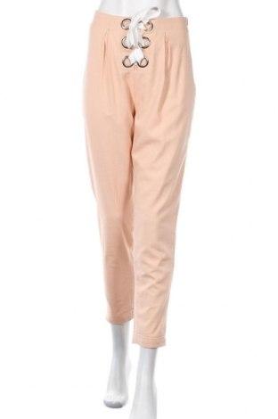 Дамски панталон Missguided, Размер S, Цвят Розов, Цена 18,20лв.