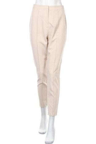 Γυναικείο παντελόνι Missguided, Μέγεθος S, Χρώμα  Μπέζ, Τιμή 12,06€
