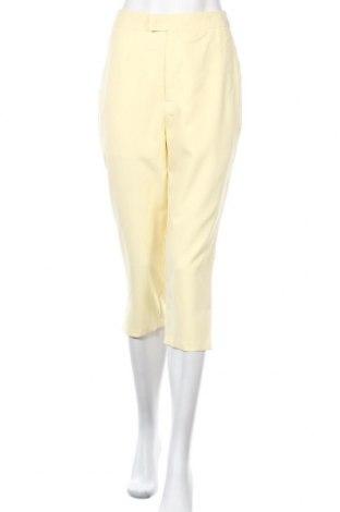 Dámské kalhoty  Missguided, Velikost S, Barva Žlutá, Cena  134,00Kč