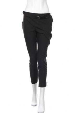 Γυναικείο παντελόνι Mohito, Μέγεθος M, Χρώμα Μαύρο, 80% πολυεστέρας, 16% βισκόζη, 4% ελαστάνη, Τιμή 13,92€