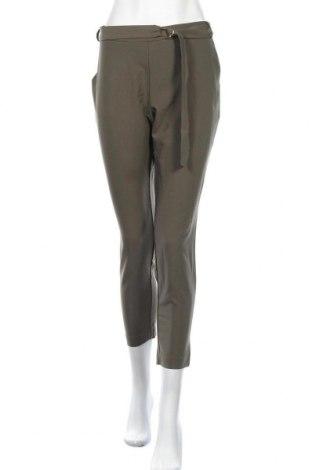 Γυναικείο παντελόνι Mohito, Μέγεθος M, Χρώμα Πράσινο, 80% πολυεστέρας, 16% βισκόζη, 4% ελαστάνη, Τιμή 13,92€
