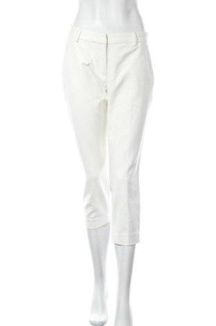 Γυναικείο παντελόνι Mohito, Μέγεθος L, Χρώμα Λευκό, 59% βαμβάκι, 38% πολυεστέρας, 3% ελαστάνη, Τιμή 14,44€