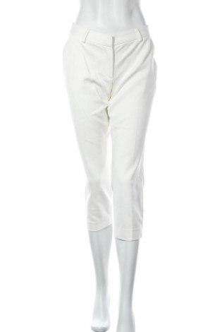Γυναικείο παντελόνι Mohito, Μέγεθος M, Χρώμα Λευκό, 59% βαμβάκι, 38% πολυεστέρας, 3% ελαστάνη, Τιμή 15,21€