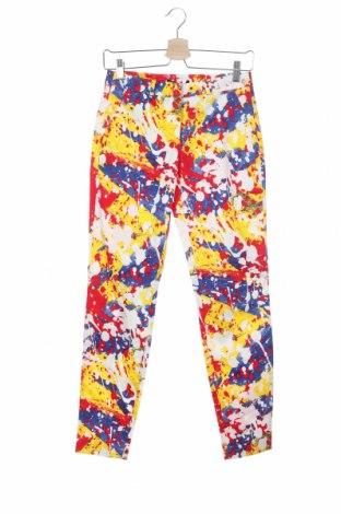 Γυναικείο παντελόνι Mohito, Μέγεθος XS, Χρώμα Πολύχρωμο, 98% βαμβάκι, 2% ελαστάνη, Τιμή 17,64€