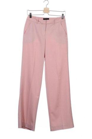 Γυναικείο παντελόνι Mohito, Μέγεθος XS, Χρώμα Ρόζ , 90% πολυεστέρας, 10% ελαστάνη, Τιμή 13,92€
