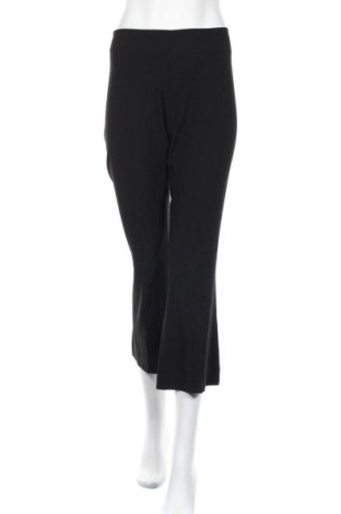 Дамски панталон Multiples, Размер XL, Цвят Черен, 63% полиестер, 32% вискоза, 5% еластан, Цена 13,46лв.