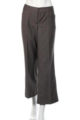 Дамски панталон New York & Company, Размер M, Цвят Кафяв, 92% полиестер, 8% вискоза, Цена 7,09лв.