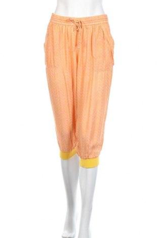 Γυναικείο παντελόνι Noa Noa, Μέγεθος L, Χρώμα Πορτοκαλί, Βισκόζη, Τιμή 16,37€