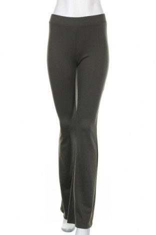 Дамски панталон ONLY, Размер S, Цвят Зелен, Полиестер, Цена 21,12лв.
